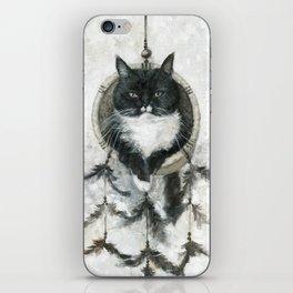 Catcatcher - dreamcatcher iPhone Skin