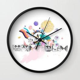 Utopiaverse Wall Clock