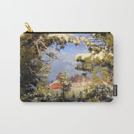 Picture Postcard Carry-All Pouch