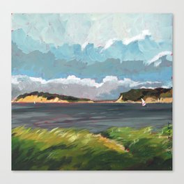 Wells Fleet Cape Cod Canvas Print