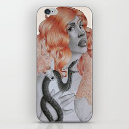 The Russian Concubine iPhone Skin
