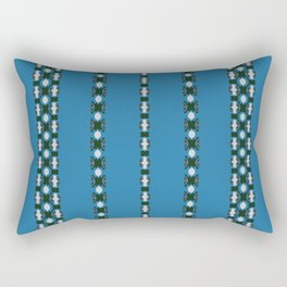 Patta Pattern Rectangular Pillow