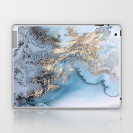 Gold immersion Laptop & iPad Skin