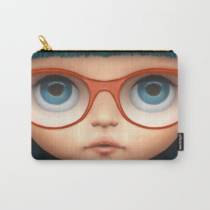 Blythe digital customization Carry-All Pouch