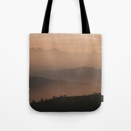Mountain Love - Landscape and Nature Photography Tote Bag