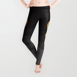 Rise of the golden moon Leggings