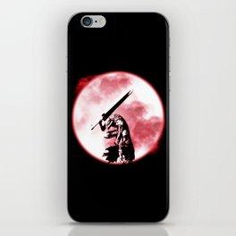 Berserker Moon iPhone Skin