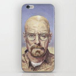 Walter White iPhone Skin