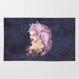 Lilac Summer Rug