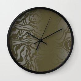 Pillow Series II 3 of 3 Wall Clock