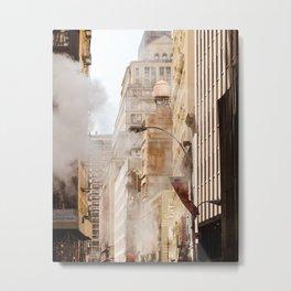 New York Mood Metal Print