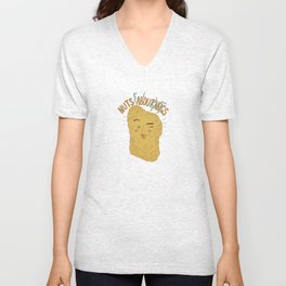 """Nuts and  Nugs"" Unisex V-Neck"