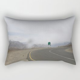 lonely roads.. Rectangular Pillow