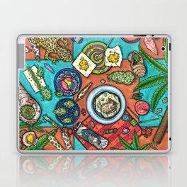 Ocean Grown : Cannabis Altar III Laptop & iPad Skin