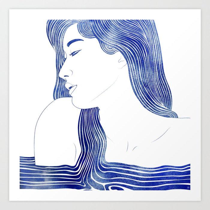 Dero Art Print