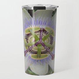Passion Flower Blossom Travel Mug