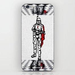 Galactic Warrior 2 iPhone Skin