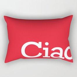 Ciao Rectangular Pillow