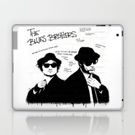 The Blues Brothers Laptop & iPad Skin