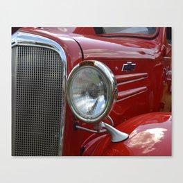 Chevy Hot Rod Canvas Print