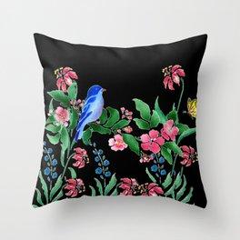 A Little Bit Of Spring #1 Throw Pillow