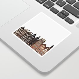 Simply Amsterdam Sticker