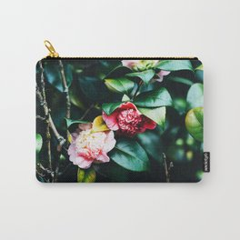 Floral Etudes Carry-All Pouch