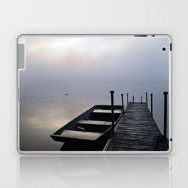 Misty Adirondack Dawn: A Duck's Paradise Laptop & iPad Skin