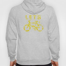LETS BIKE Hoody