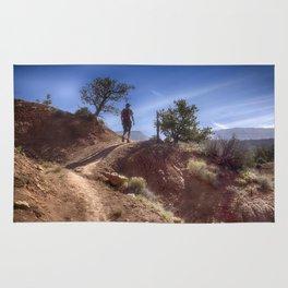 The Hiker Rug