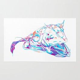 Deep Sea Monster Rug