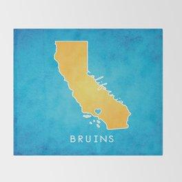 UCLA Bruins Throw Blanket