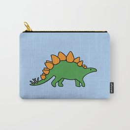 Cute Stegosaurus Carry-All Pouch