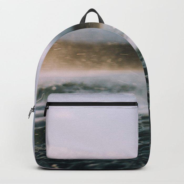 Dark Waves II Backpack