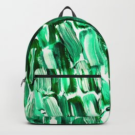 Green Sugarcane, Unripe Backpack