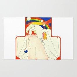 Deco Rainbow Rug