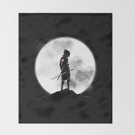 The Avenger Throw Blanket
