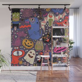 Yay for Halloween! Wall Mural