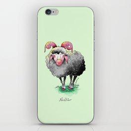 Triste dyr: Nedfår iPhone Skin
