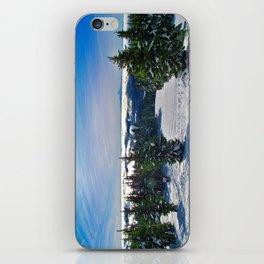 Mount Jefferson iPhone Skin