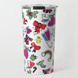 marry Christmas Travel Mug
