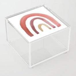 Fruit Punch Rainbow Acrylic Box