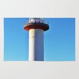 Cap de la Madelaine Lighthouse Rug