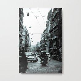 Naples, Spanish Quarter 1 Metal Print