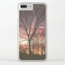 When You Love Clear iPhone Case