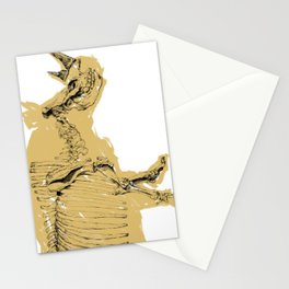 dissappearing act Stationery Cards