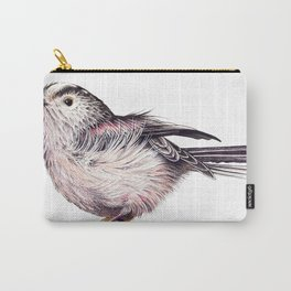 Long-Tailed Tit Carry-All Pouch