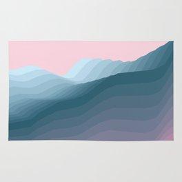 iso mountain Rug
