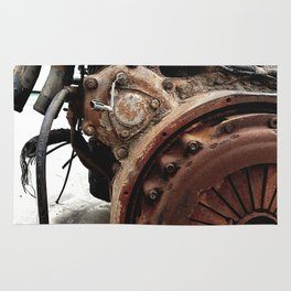 An engine that survives Rug