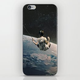 Swing iPhone Skin